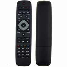 1pc Universal Replacement Remote Control For Philips 242254990467/2422 549 90467 Black Television Controller