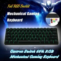 Gateron Switch Obins Anne NKRO bluetooth 4.0 Type C RGB Mechanical Gaming Keyboard Computer Peripherals