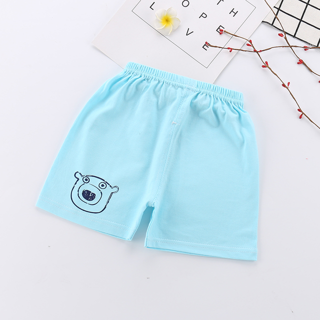 Boys' Bright Cotton Shorts