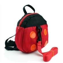 Милый детский рюкзак, защищающий от потери, для малышей, с ремнем, сумка, для прогулок, с крыльями, Детский рюкзак, для детей