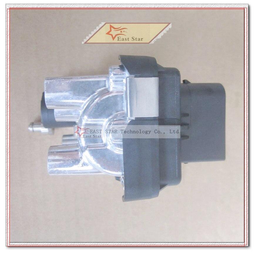 Turbo ATUADOR Da Válvula Eletrônica G-203 G203 712120 6NW008412 6NW-008-412 6NW 008 412 Turbo wastegate Atuador Elétrico eletrônico