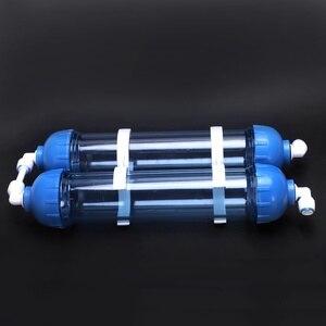 Image 4 - Фильтр для воды 2 шт. T33 корпус картриджа Diy T33 оболочка фильтр бутылка 4 шт. фитинги очиститель воды для системы обратного осмоса
