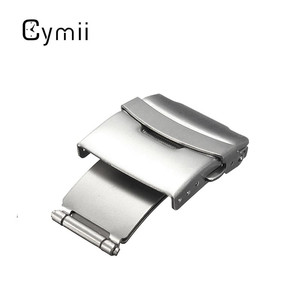Clasp Stainless Steel Watch St