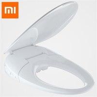Xiaomi Youpin LY ST1808 008B умная сушильная Удобная крышка для унитаза Бесшумная дезодорирующая приложение управление крышка для унитаза для домашнег