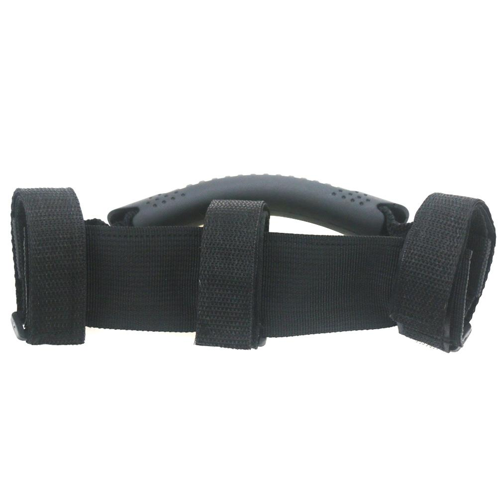 Image 4 - Universal For All Folding Scooters Portable Band For Xiaomi M365 Electric Scooter Accessories Scooter Handles Black Strap-in Skate Board from Sports & Entertainment
