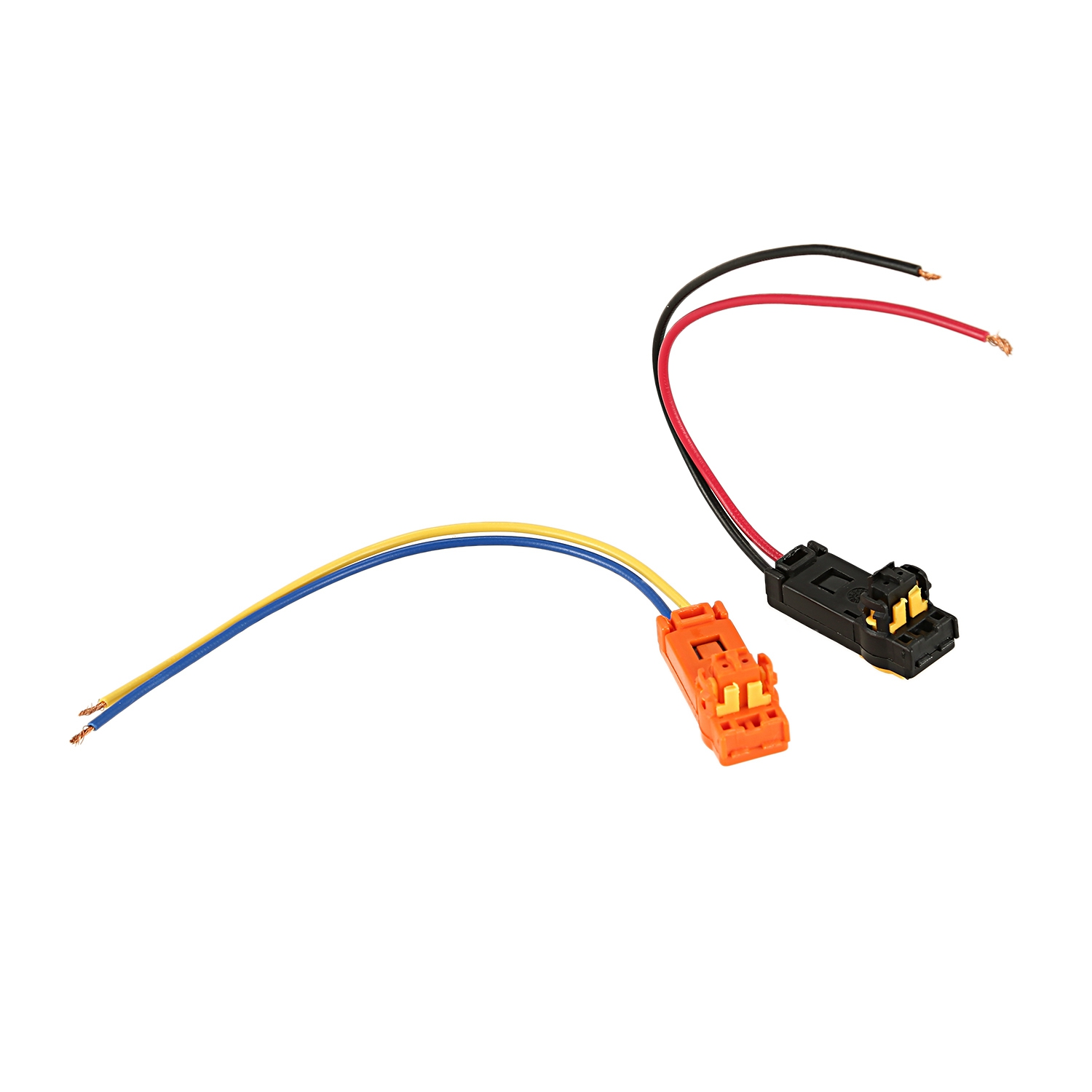 Jeyl 2x Airbag Connectors Plug Clock Spring Wires For