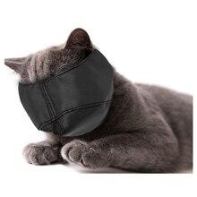 Нейлоновые кошачьи мордочки, лицевая маска в виде кошки, грумеры, инструменты для ухода за кошкой, предотвращающие царапины и анти-кусание
