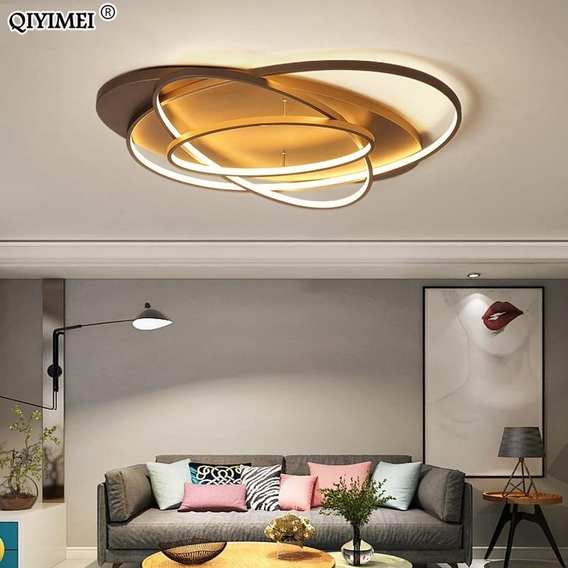 Oval Led Decke Lichter leuchte plafonnier Für wohnzimmer küche ...