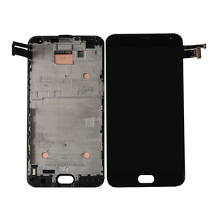 """Image 2 - 5.7""""Original Amoled For Meizu Pro 5 Pro5 Axisinternational LCD Screen Display+Touch Panel Digitizer With Frame For Meizu Pro 5"""