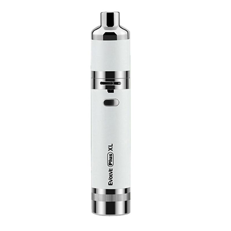 Yocan Évoluer Plus Xl Cire Kit cigarette électronique 1400 Mah Évoluer Plus Starter Kit Cire Vaping vaporisateur d'herbes sèches Meilleur Goût E-Cig