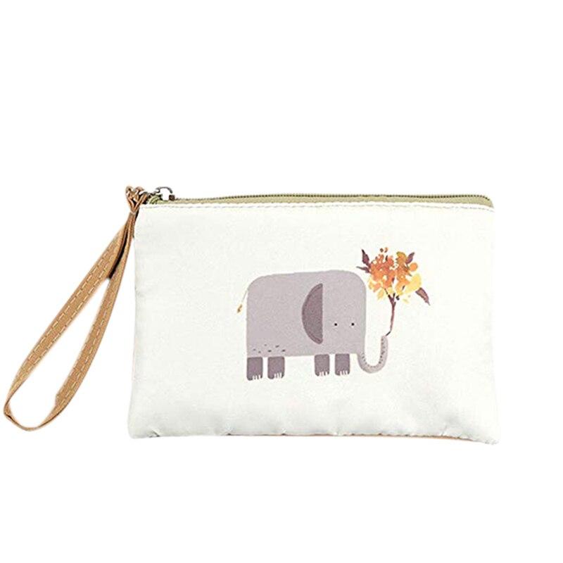 Womens Small Colorful Cute Crocodile Shoulder Strap Handbag Coin Purse Smartphone Wallet