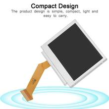 Replacement 40 Pin LCD Backlight Kit Backlit Screen Repair Kit Cable adapter for Game Boy For Gameboy Advance GBA SP(China)
