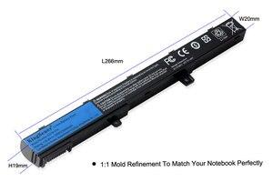Image 4 - Kingsener 韓国携帯 A31N1319 A41N1308 asus X451 X551 X451C X451CA X551C X551CA X551M X551MA A31LJ91 0B110 00250100