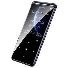 BENJIE M6 Bluetooth 5,0 MP3 плеер без потерь 16 Гб Hifi портативный аудио Walkman с fm-радио электронная книга диктофон