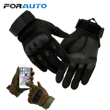 Screen Touch Motocycle Gloves Full Finger Moto Outdoor Sports Racing Motorbike Gloves Winter Warm Motocross Protective Gears