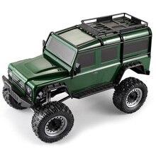 DOUBLEE E328-003 1:8 внедорожник RC грузовик RTF 2,4 ГГц 4WD независимая подвеска зеркало заднего вида ночник гусеничный автомобиль игрушки подарки