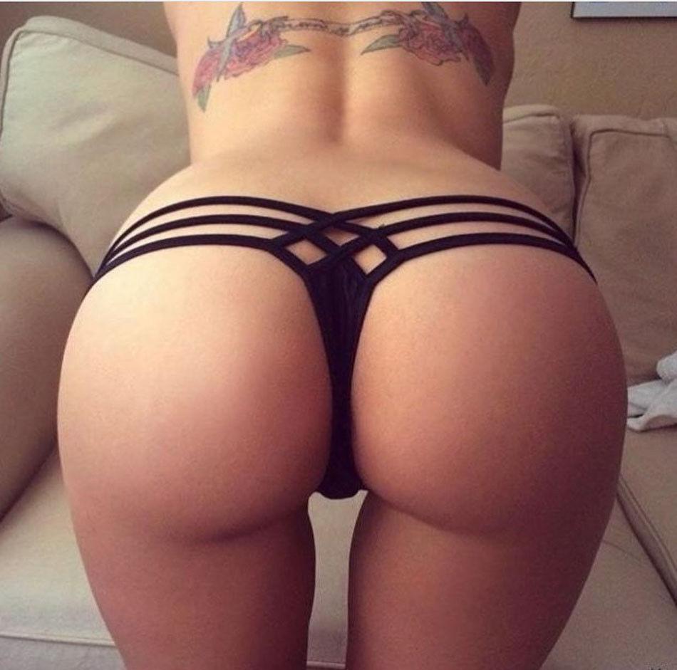 New Brand 2018 Brazilian Women Ladies V Thong Cheeky Ruched Bikini Bottom Swimwear Beachwear Ladies' Sexy Underwear 1