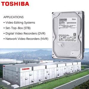 "Image 5 - TOSHIBA 1TB Video Überwachung Festplatte Disk DVR NVR CCTV Monitor HDD HD Interne SATA III 6 Gb/s 5700RPM 32MB 3.5 ""festplatte"