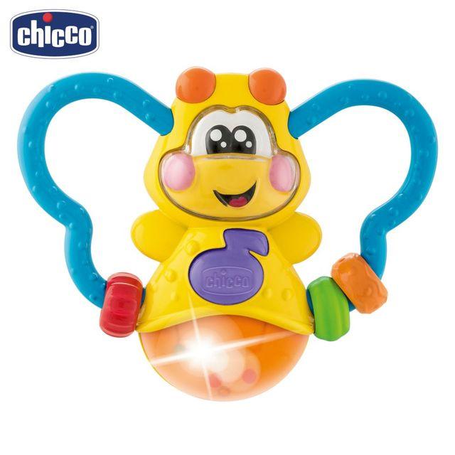 "Игрушка-погремушка Chicco ""Бабочка"" 3м+"