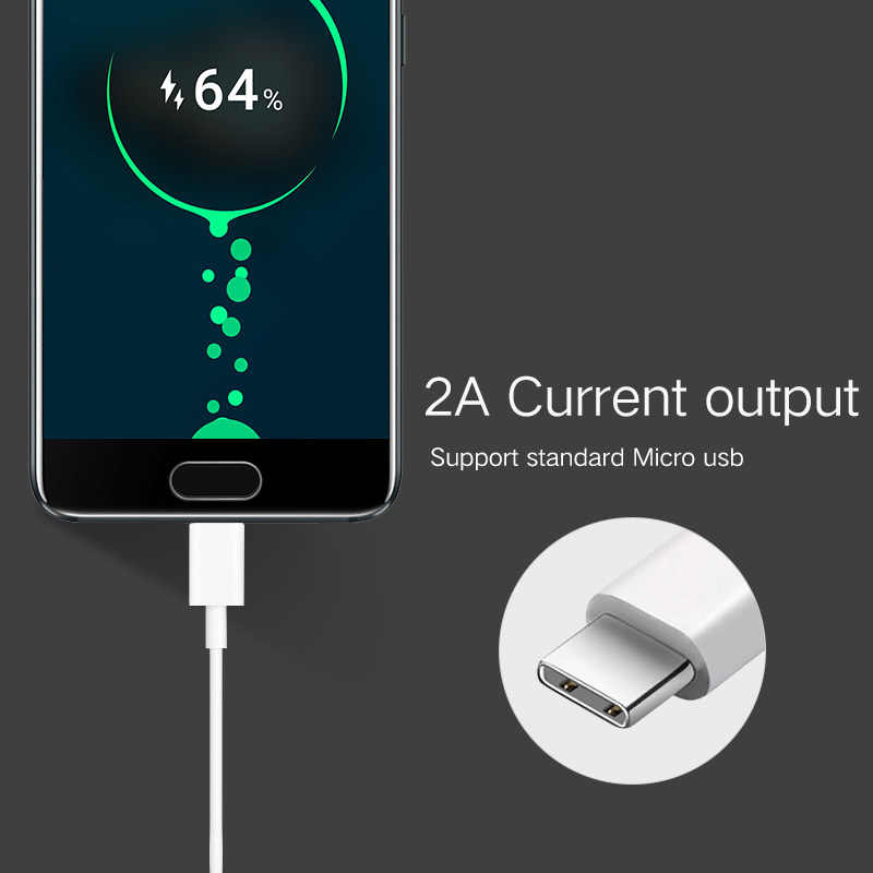 MUSTTRUE USB نوع C كابل 2.4A سريع شحن هواوي P20 P30 LG Xiaomi البيانات مزامنة شاحن النايلون الحبل لسامسونج ملاحظة S9 S8 زائد