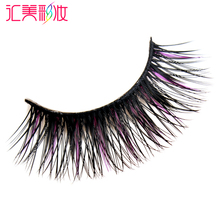 False Eyelashes Natural Thick Exaggeration Fund Stage Dress