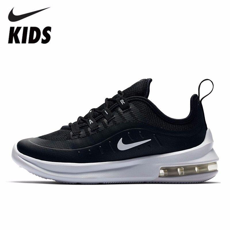 NIKE AIR MAX AXIS (PS) новое поступление малыша движения детская обувь удобные кроссовки # AH5223 001