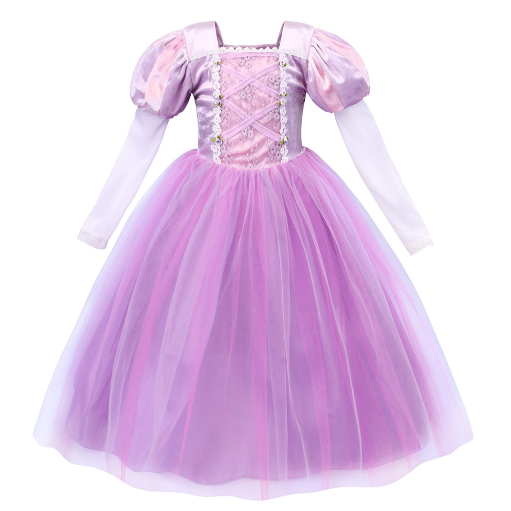 51f823301cbb9 Fastest shipping tangled dress in Hairs Style 2019