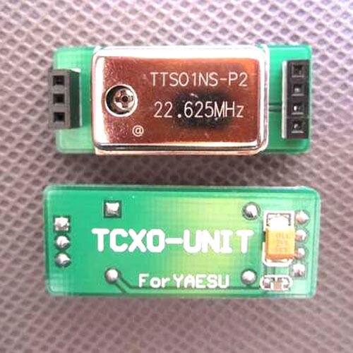 TCXO sıcaklık dengelenmiş kristal bileşenler modülü Yaesu FT 817/ FT  857/ FT  897 frekans 22.625MHz