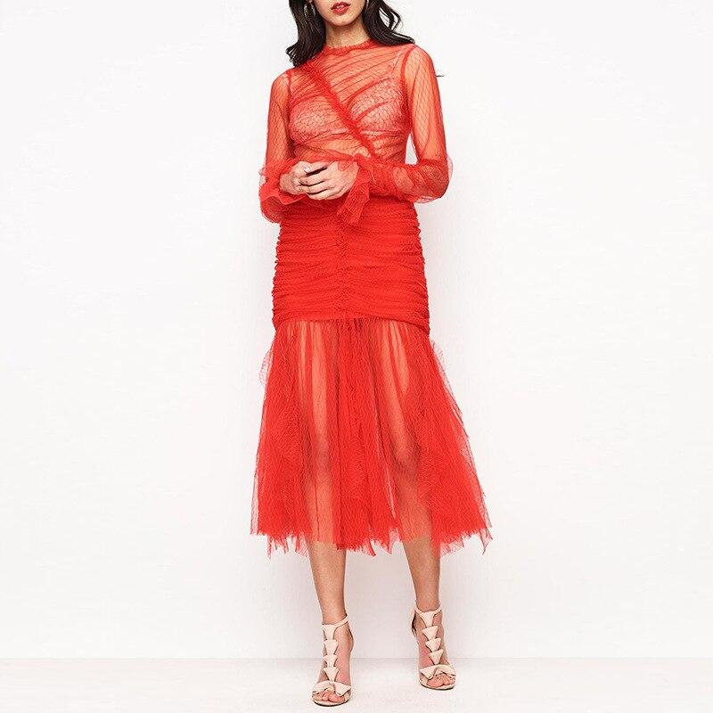 Automne Belle Hiver Chemise Mode Costume La Dentelle En Red Jupe beige Nouvelle Femmes black Et Ensemble todChsBQrx