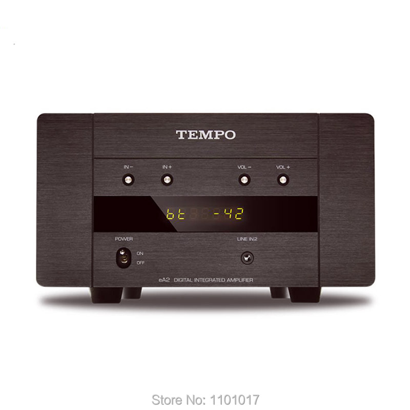 SHANLING Tempo EA2 HiFi ICEPOWER50AS X 2 Digital HIFI EXQUIS ES9023 Integrated Amplifier