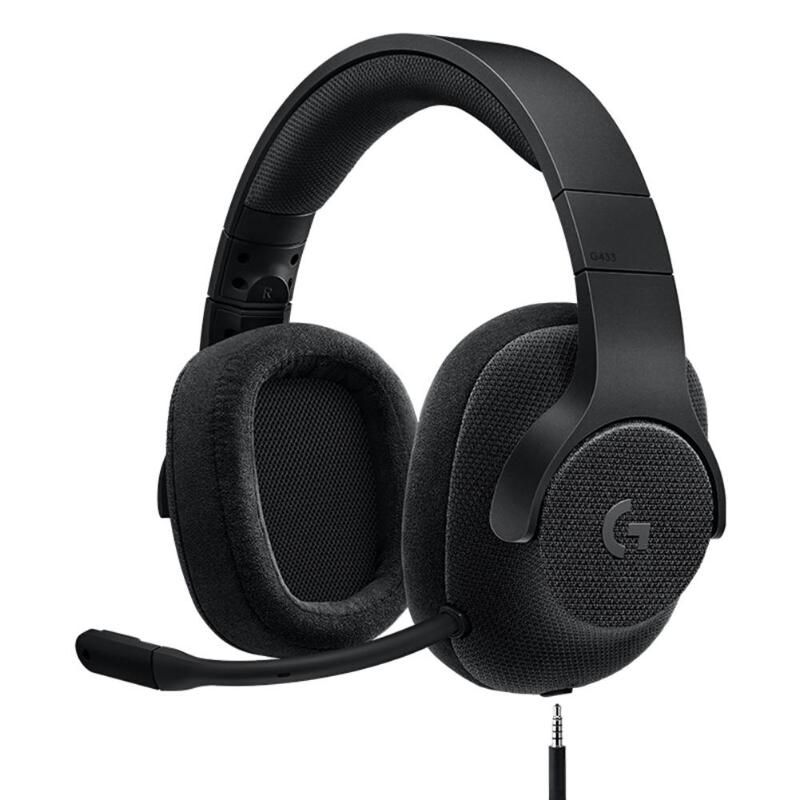 HOT SALE] Logitech G430 7 1 Surround Gaming Headset Stereo