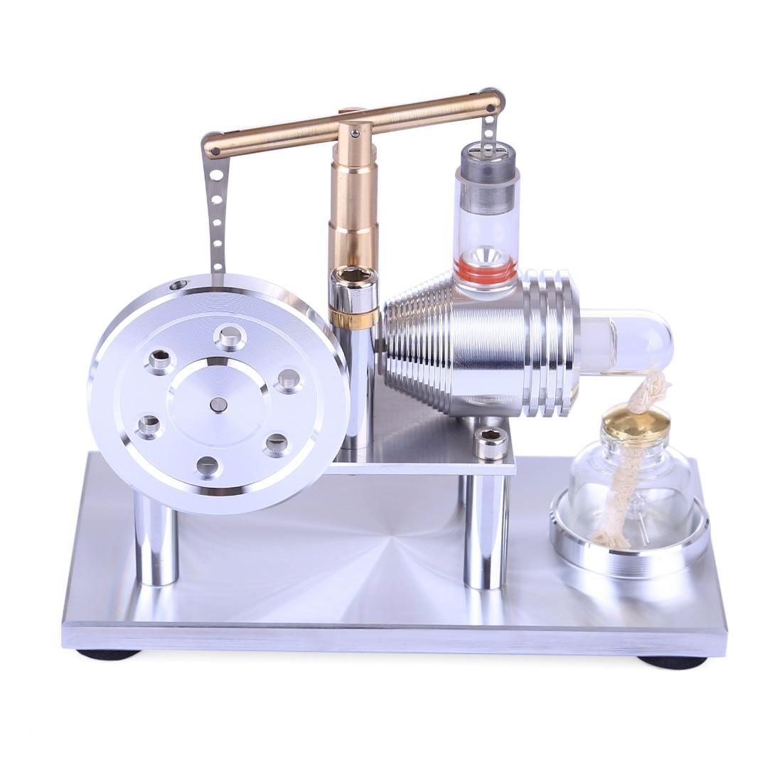 Balance Stirling moteur modèle Kits éducation modèle bricolage tige de vapeur modèle Kits de construction jouets pour enfants