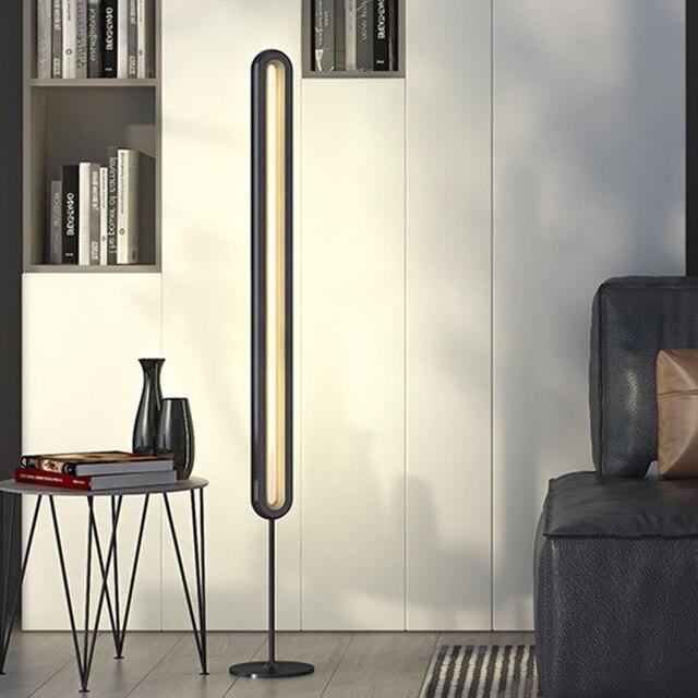 Allocacoc LED Floor Lamp Dimmable Standing Light Indoor Floor Lamp Special Lighting Adjustable Lights Practical Creative Gift