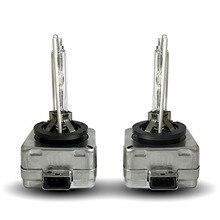 LARATH быстро Brgith D1S HID ксенон лампы 4300 K 6000 K 8000 K 35 W Ксеноновые лампы 2 шт. хорошее качество ксеноновые лампочки