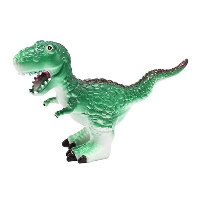 1 pc Modelo de Dinossauro Realista Simulação de Dinossauro Animal Estatueta Coleção Brinquedos para Crianças dos miúdos