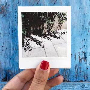 Image 3 - 후지 필름 폴라로이드 포토 용지 Instax Square Film Instax Sq10 Sq6 Sq20 인스턴트 카메라 용 화이트/블랙 에지 인화지