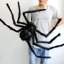 Новое поступление красочные паук Хэллоуин украшения дом с привидениями реквизит Крытый открытый широкий Прямая поставка Faroot горячая распродажа