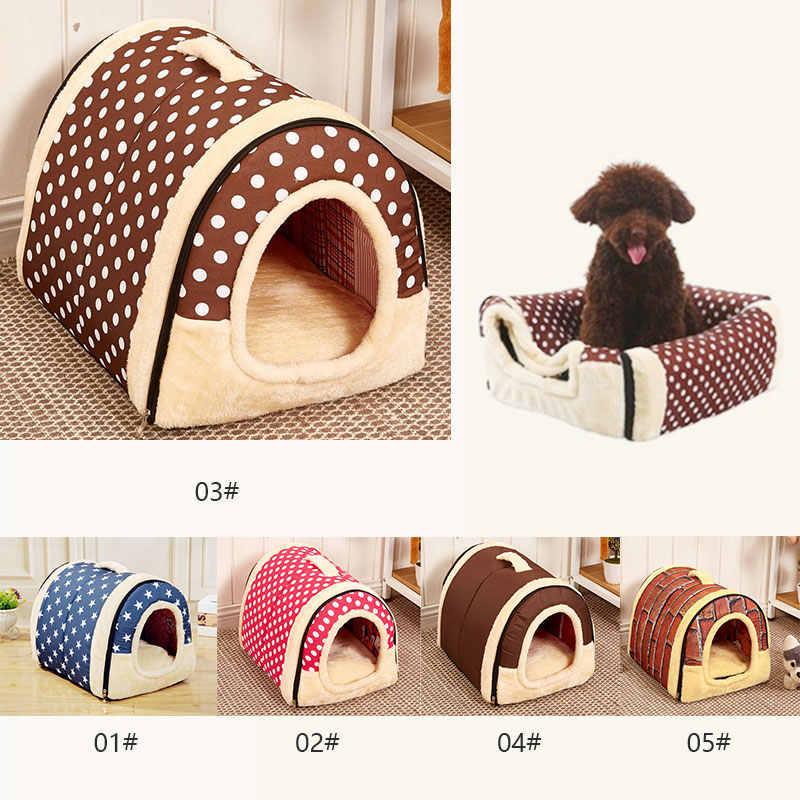 犬猫ペットベッドハウスペットマットソフトソファ素敵なペット製品動物ホーム送料無料サイズ SML