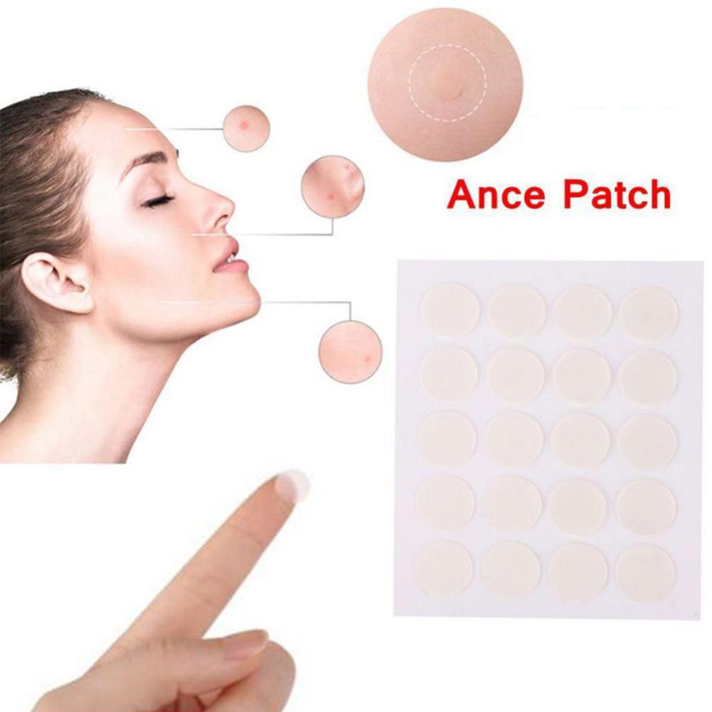 40 Pieces Acne Pimple Patch Remover Treatments Spot Acne Scar Pimple Remover Acne Patch