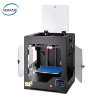 HUAFAST 3D Printer XYZ Metal Frame Large Size Plus Impressora Reality Industrial Print Newest Mega Machine DIY Reprap i3 i4 STL