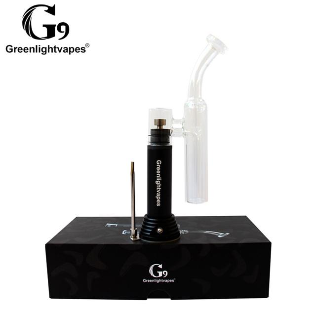 G9 Pen Portable Enail Mini Henail Vaporizer Dab Rig For Wax Oil Atomizer Tank Vaper Starter Kit