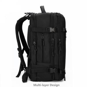 Image 2 - على ظهره الرجال السفر حقيبة ظهر الذكور الأمتعة على ظهره USB سعة كبيرة متعددة الوظائف للماء حقيبة كمبيوتر محمول النساء