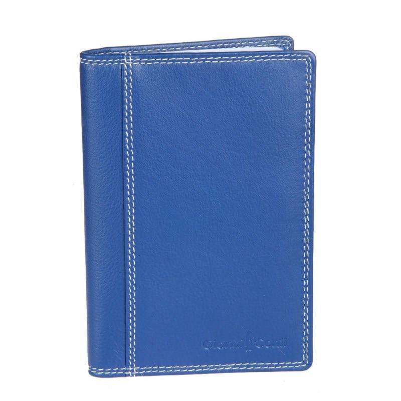 Cover for avtodokumentov Gianni Conti 1807463 El. Blue multi passport cover gianni conti 1807455 el red multi