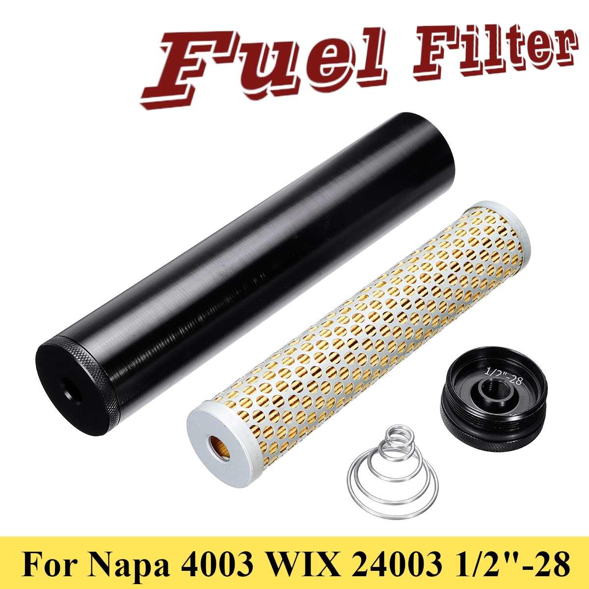 автомобиль Turbo воздуха масла топлива бензиновые фильтры фильтр для напа 4003 Wix 24003 топливный