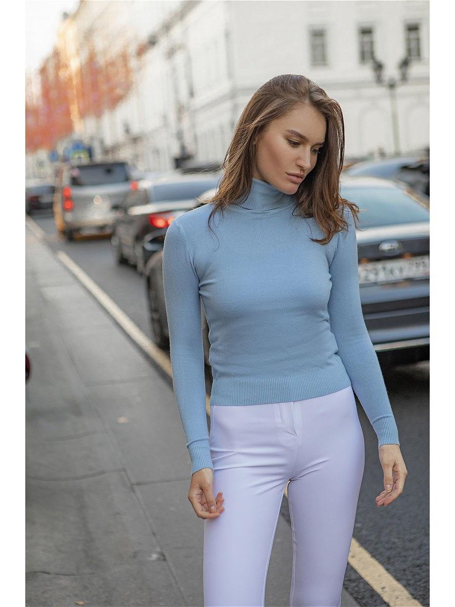 Turtleneck C.H.I.C female turtleneck shift sweater dress