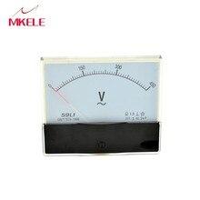 New Arrivals AC MK96(300V) Durable Ammeter Current Ampere Voltage Meter Experiment Voltmet Voltmeter Pointer Diagnostic-tool