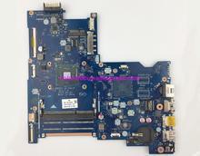 Véritable 815248 501 815248 601 815248 001 ABQ52 LA C811P w CelN3050 carte mère pour HP 15 15 ac 15T AC 15 au série PC portable