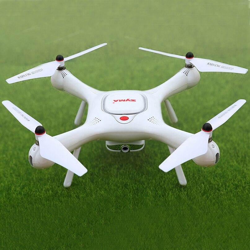 SYMA X25PRO GPS RTF Drone WIFI FPV Quadcopter con 720 P HD Della Macchina Fotografica in tempo Reale FPV Macchina Fotografica Drone 6 assi il Mantenimento di Quota RC Quadcopter-in Componenti e accessori da Giocattoli e hobby su  Gruppo 1