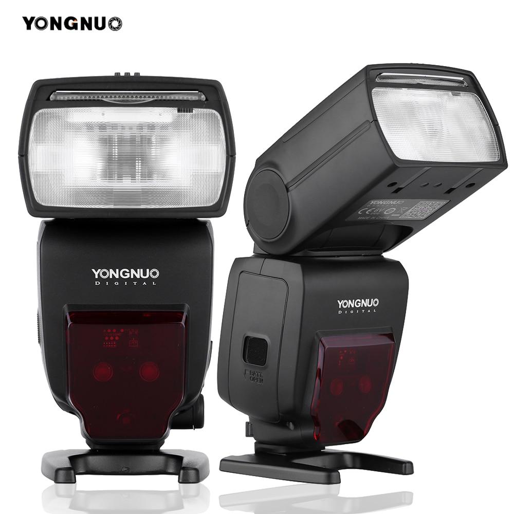 YONGNUO YN685 Flash Speedlite for Canon DSLR Cameras E TTL HSS 1 8000s GN60 2 4G