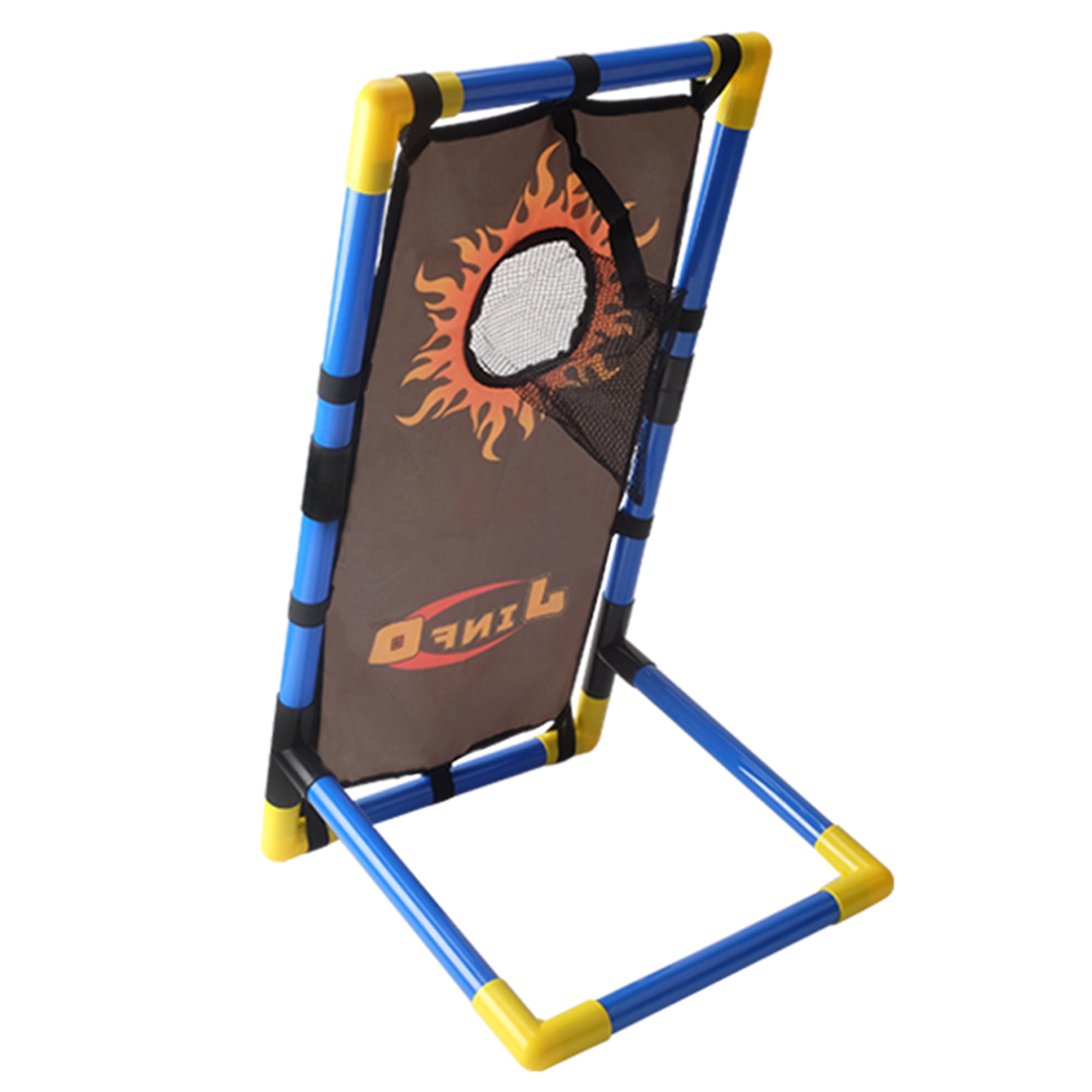 Image 2 - 2019 Hot Sale Stand Scoring Target with Frame Rack Outdoor Tactical Shooting Training Aim for Nerf Soft Dart Paintball Airsoft-in Paintball Accessories from Sports & Entertainment